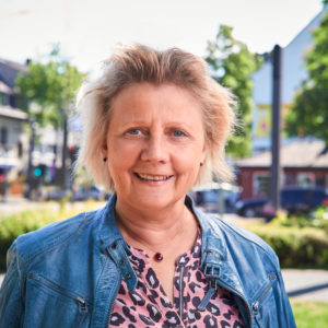 Stadtverordnete Elke Apelt