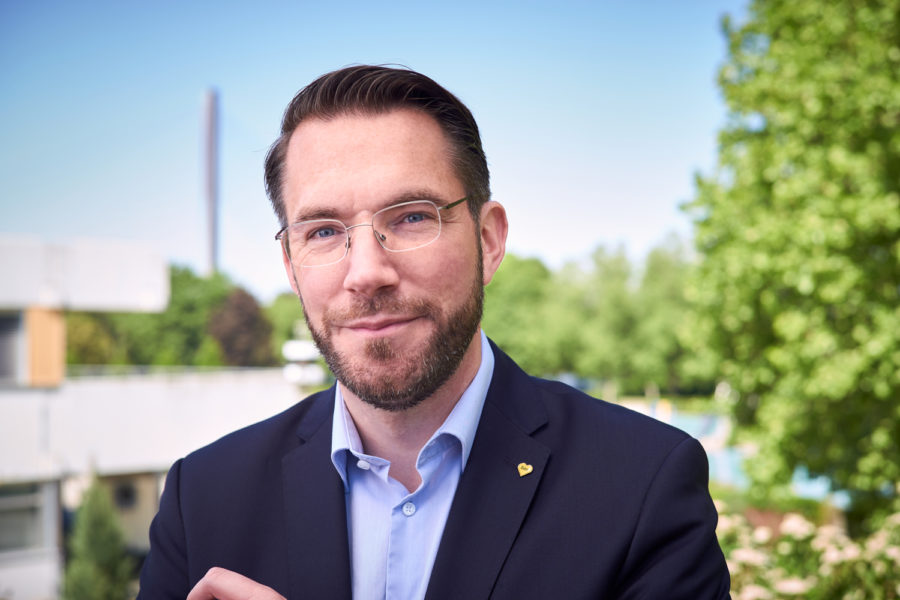 Peter Kox, sozialpolitischer Sprecher der SPD-Fraktion im Bonner Rat